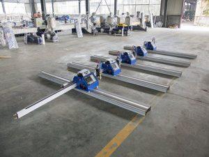 د 180W پورټ ایبل CNC پلازما کټینګ ماشین د موټرو فلزي 6 - 150 ملي میتر لپاره