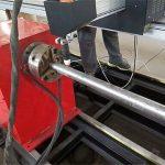 د 2018 نوي پورټ ایبل ډول پلازما فلزي پایپ کټر ماشین ، د CNC فلزي ټیوب کښین ماشین