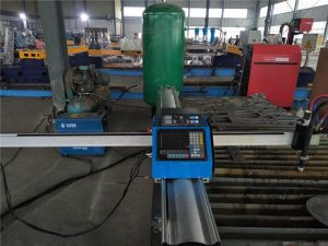 د فلزي شیټ لپاره ارزانه قیمت د پورټ ایبل CNC ګاز ریبلو ماشین