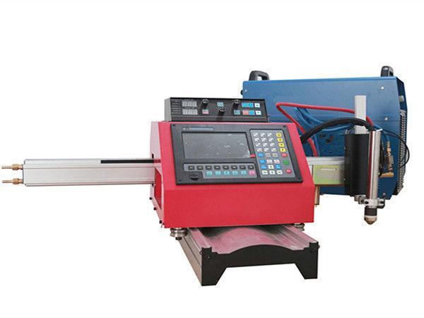 د پورټ ایبل CNC فلزي پلازما کټ ماشین پلازما کټر