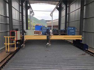 د فولادو شیټ 1500x3000mm اندازه cnc پلازما شیټ د فلزي کښین ماشین