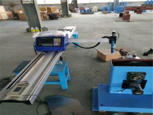 د ټیوب قطر 30 څخه 300 د پورټ ایبل CNC پایپ ماشین دی