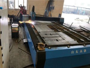 ارزانه CNC شیټ فلزي اوسپنې پلیټ پلازما پلازما د ریبلو ماشین قیمت