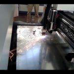 چین ارزانه قیمت د پورټ ایبل CNC پلازما پرې کولو ماشین