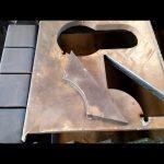 چینایی ارزانه CNC پلازما میز د پورټ ایبل د ریبلو ماشین
