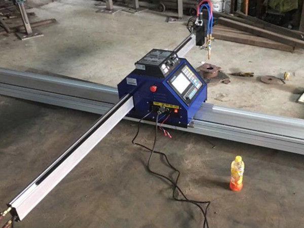 د کوچني CNC پلیټ پلازما د ریبلو ماشین 1530 د پورټ ایبل CNC فلزي پلازما فلش شیټ فلزي کاٹنے ماشین کټر د پلور لپاره